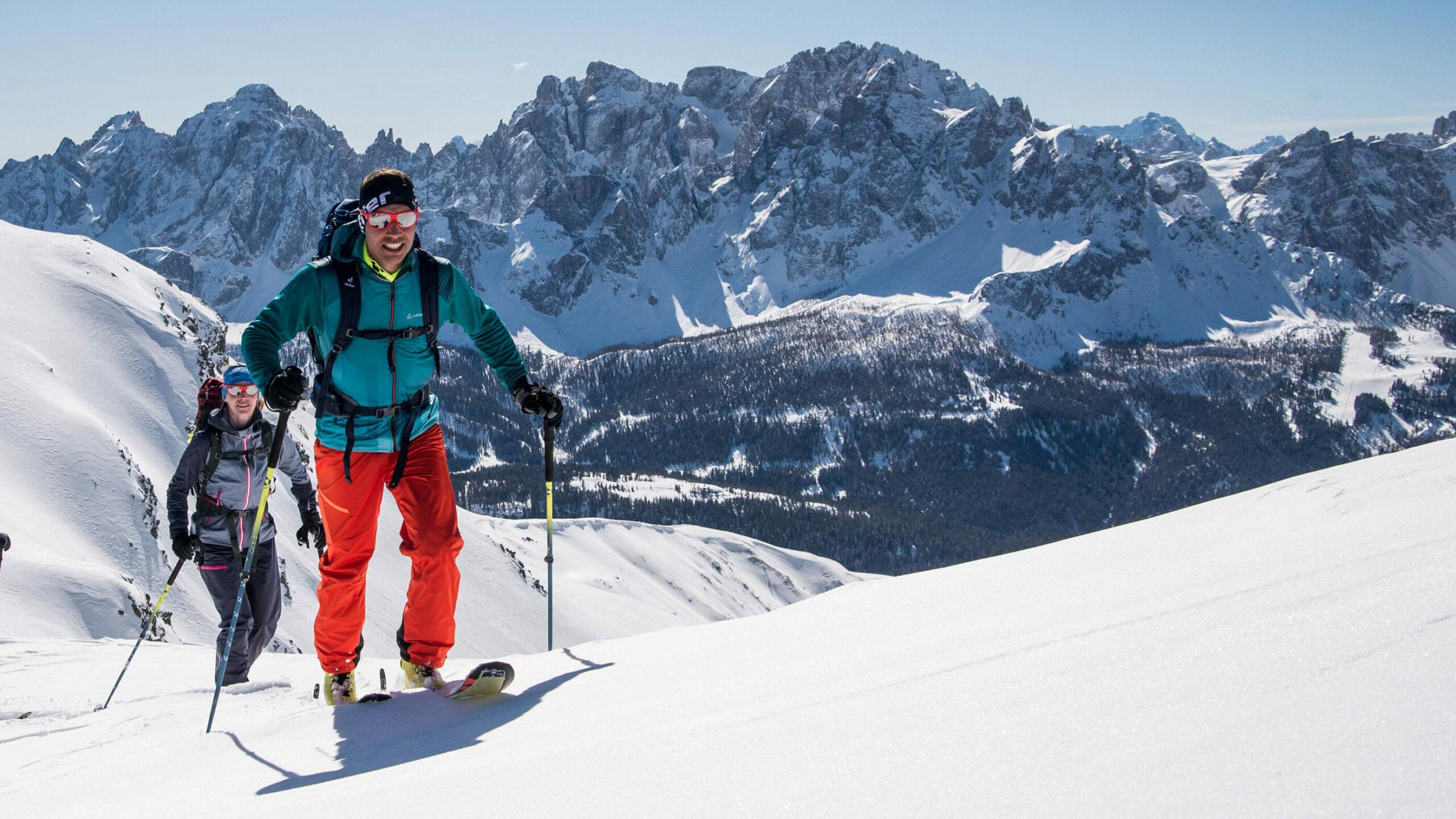 Jak vybrat skialpové lyže? Jak zvolit správnou délku?